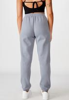 Factorie - Classic trackpant - fog grey