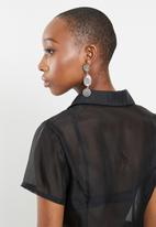 Glamorous - Sheila top - black