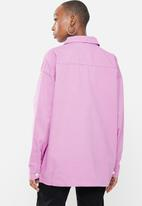 Glamorous - Idol jacket - purple