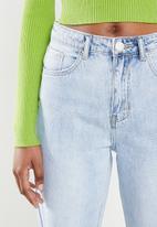 Glamorous - Jeans light bleach - blue