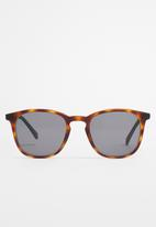 Ted Baker - Riggs - brown & blue