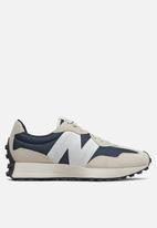 New Balance  - 327 - outerspace/citrus punch