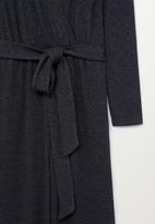 MANGO - Jumpsuit feli - dark grey
