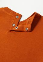 MANGO - Colori sweatshirt - orange