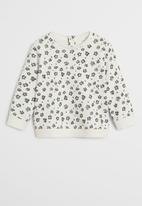 MANGO - Mires sweatshirt - natural
