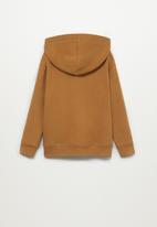 MANGO - Rex sweatshirt - brown