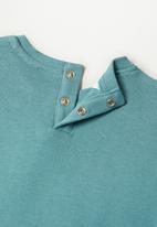 MANGO - Gloria sweatshirt - blue