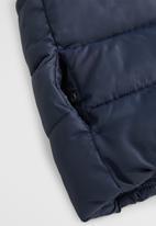 MANGO - America waistcoat - navy