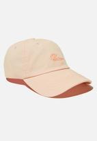 Rubi - Classic dad cap - soft pink
