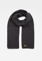G-Star RAW - Effo scarf - blue