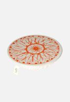 Halo Dish Covers - Dish and bowl cover medium - edible flowers - anushka davids