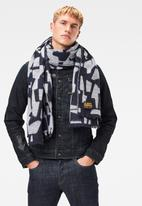 G-Star RAW - Dorala scarf - white