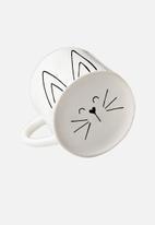 Sugar & Vice - Cutie cat toddler mug