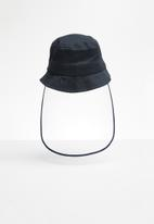 POP CANDY - Bucket hat visor - navy