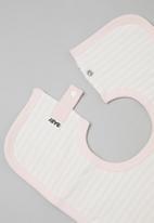Cotton On - 3 Pack darcey square bib - multi