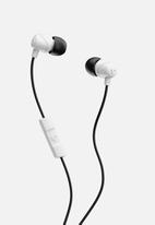 Skullcandy - Jib in ear with mic-White