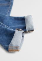 MANGO - Carmen jeans - blue