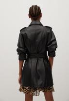 MANGO - Jacket claudia - black