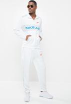 Nike - Nike air jacket - white & grey
