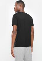 BOODY - Crew neck T-shirt - black