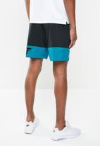 Nike - Nike 1 sc short - black & blue
