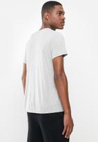 BOODY - Crew neck T-shirt - grey