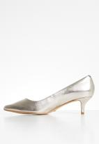 ALDO - Sieriaflex court - light silver