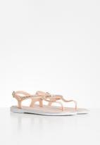 Viabeach - Girls cadence sandal - neutral
