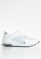 Sissy Boy - White lightning sneaker - white & silver