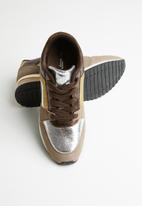 Sissy Boy - Golden hour sneaker - bronze