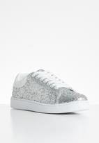 Sissy Boy - Glisten to your heart sneaker - silver