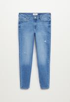 Violeta by Mango - Curve jeans andrea - blue