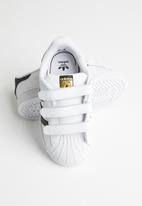 adidas Originals - Infants superstar cf sneakers - white