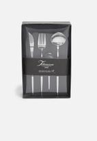 Nicolson Russell - Dubai 16piece cutlery set - silver