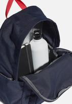 adidas Originals - Classic lk bos backpack - legend ink/vivid red