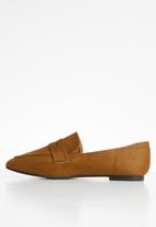 Butterfly Feet - Cola loafer - tan
