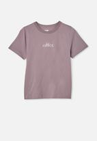 Free by Cotton On - Girls classic tee - purple