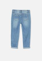 Cotton On - India slouch jean - blue