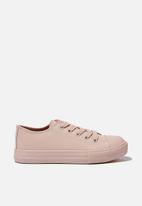 Cotton On - Classic trainer - peach