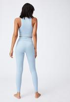 Cotton On - So peachy tight - baby blue marle