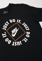 Nike - B nsw tee jdi box - black
