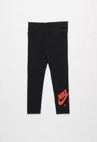 Nike - G NSW air favourite leggings  - black