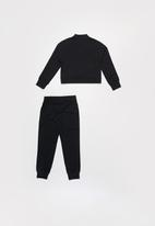 Nike - G nsw track suit tricot - black