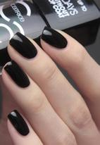 Catrice - ICONAILS Gel Lacquer - 20 Black To The Routes