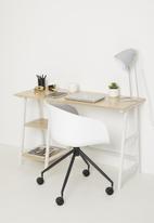 Sixth Floor - Nova desk - natural
