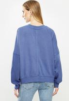 Cotton On - Your favourite crew - blue
