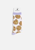 Cotton On - Womens novelty socks - multi
