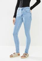 Cotton On - Mid rise skinny jean - blue