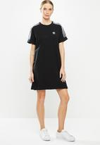 adidas Originals - Tee dress - black