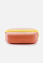 Lékué - Lunchbox to go-coral